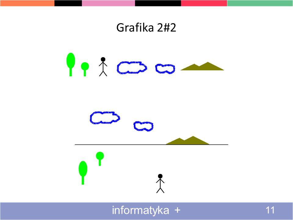 Grafika 2#2 informatyka +