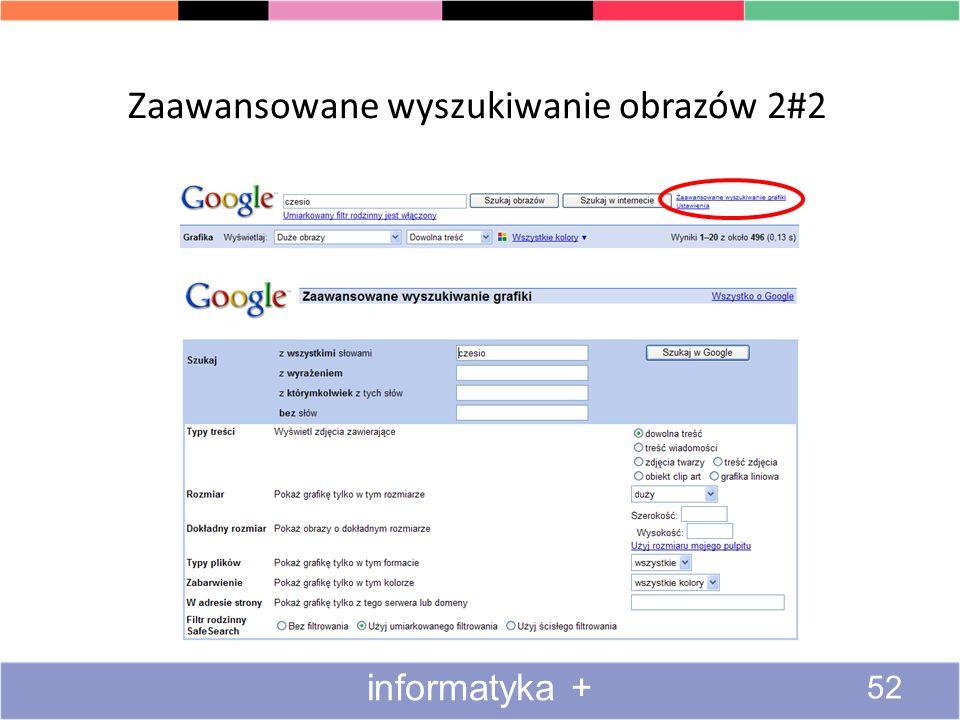 Zaawansowane wyszukiwanie obrazów 2#2
