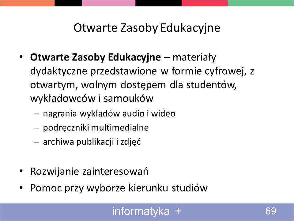 Otwarte Zasoby Edukacyjne