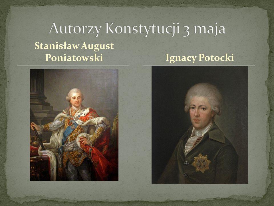 Autorzy Konstytucji 3 maja