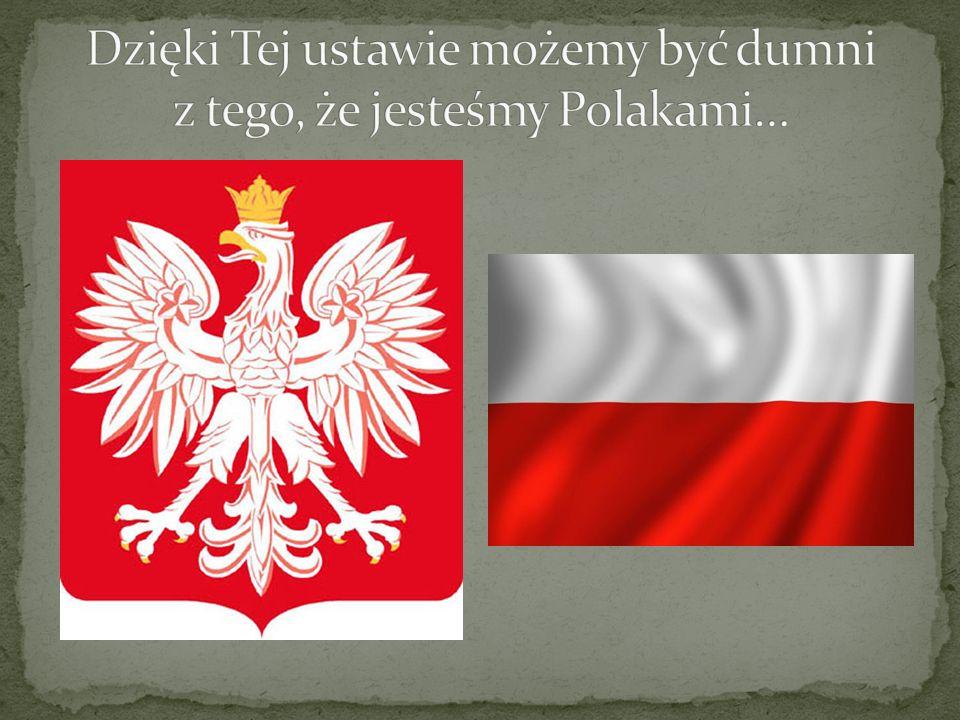 Dzięki Tej ustawie możemy być dumni z tego, że jesteśmy Polakami…