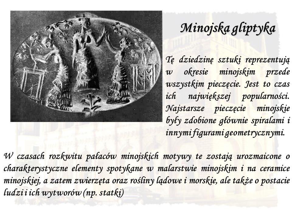 Minojska gliptyka