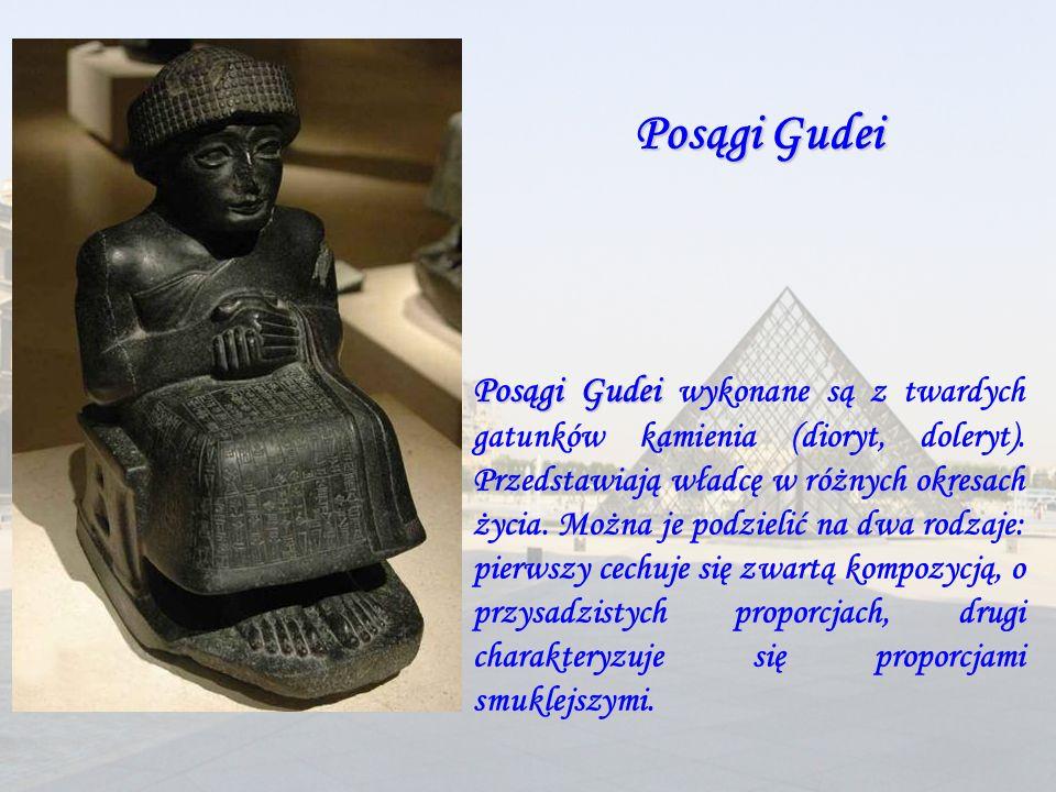 Posągi Gudei