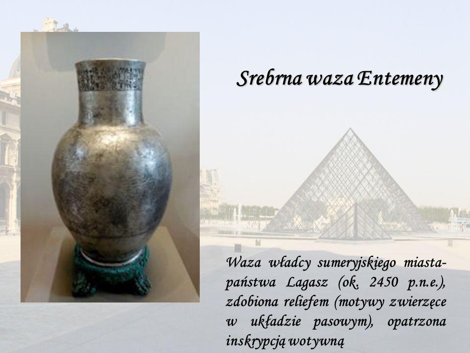 Srebrna waza Entemeny