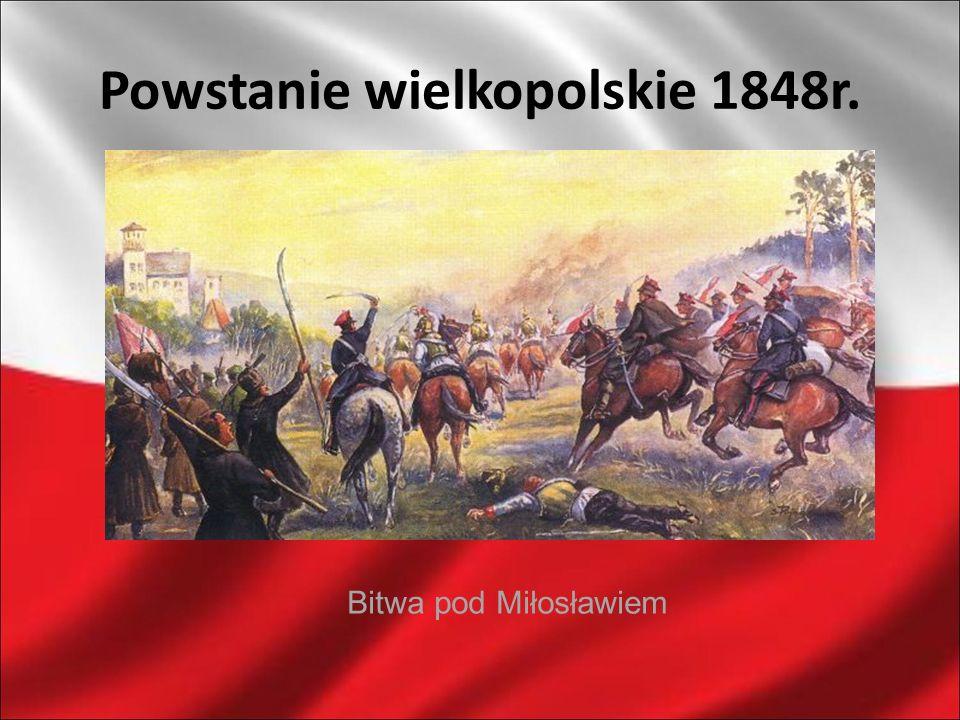 Powstanie wielkopolskie 1848r.