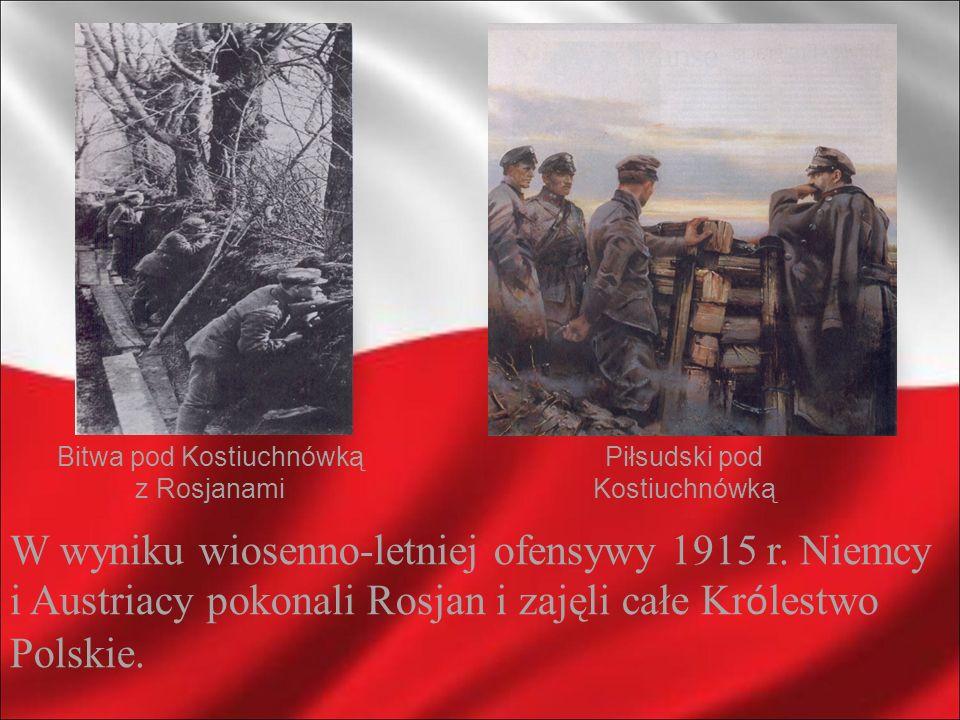 Bitwa pod Kostiuchnówką z Rosjanami
