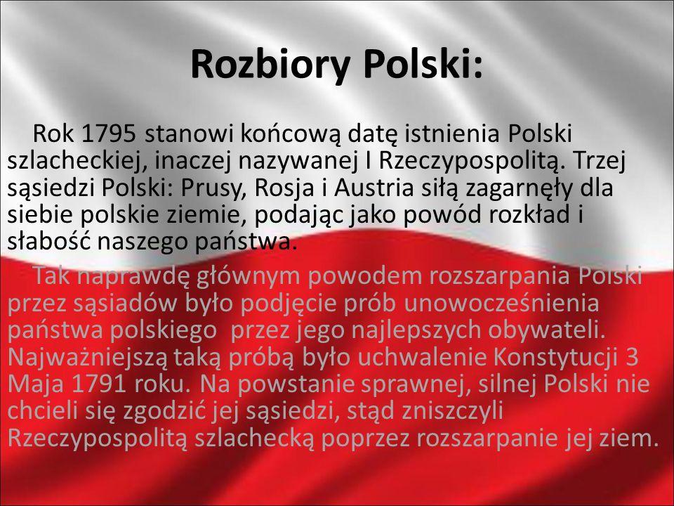 Rozbiory Polski: