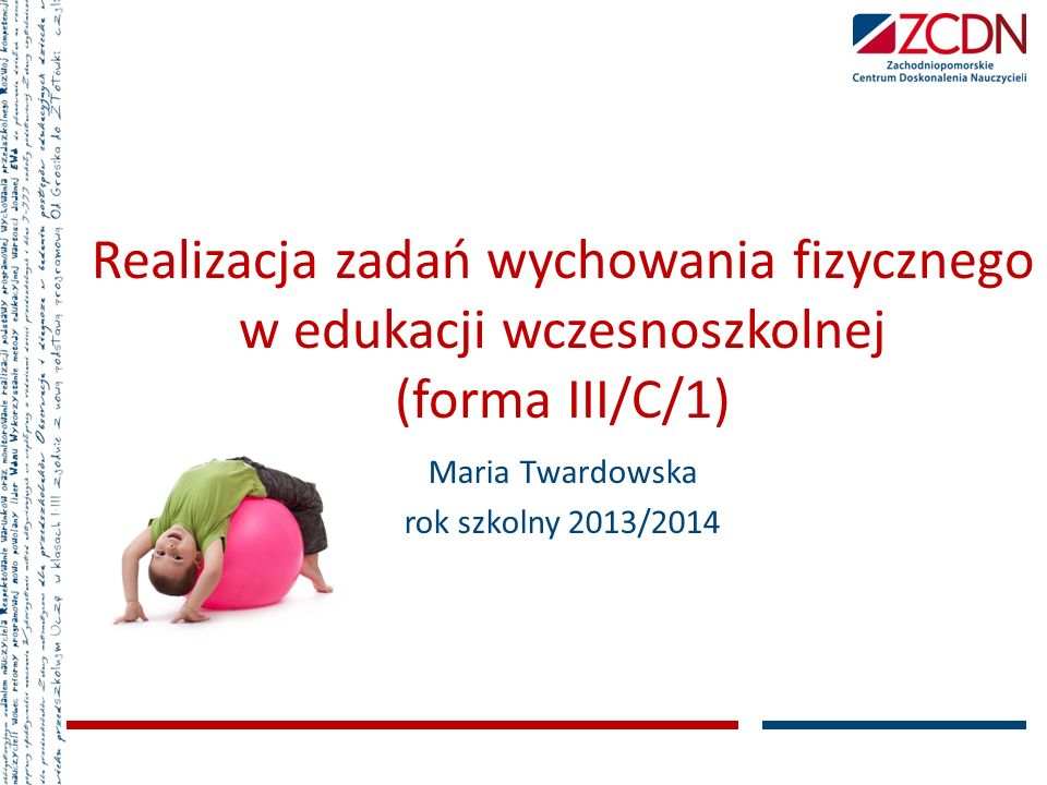 Maria Twardowska rok szkolny 2013/2014