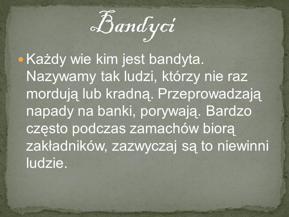 Bandyci