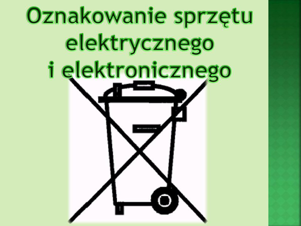 elektrycznego i elektronicznego