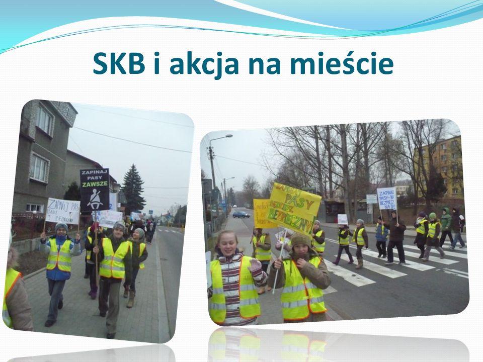 SKB i akcja na mieście
