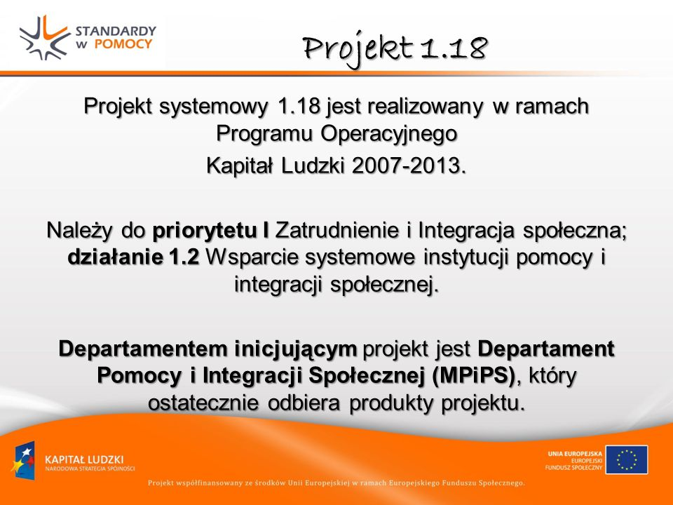 Projekt 1.18