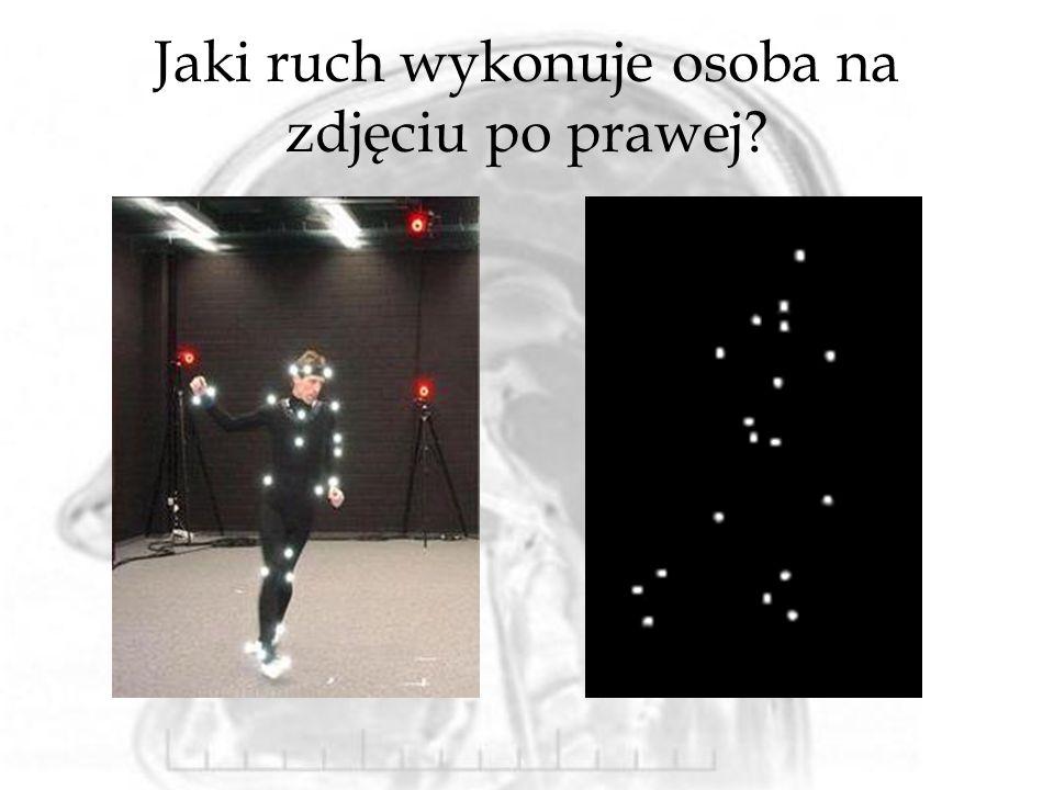 Jaki ruch wykonuje osoba na zdjęciu po prawej