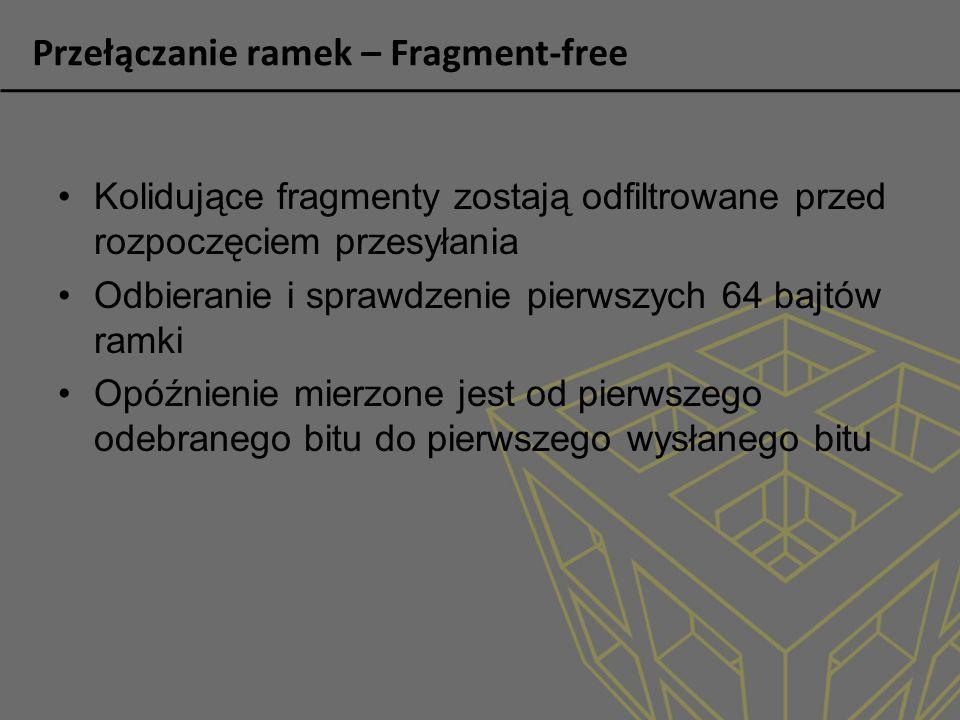 Przełączanie ramek – Fragment-free