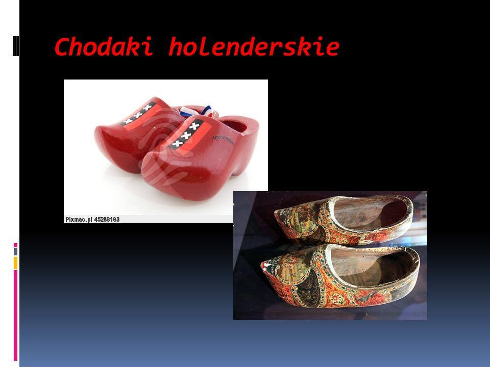 Chodaki holenderskie