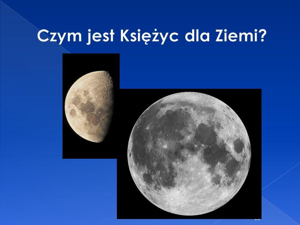 Czym jest Księżyc dla Ziemi
