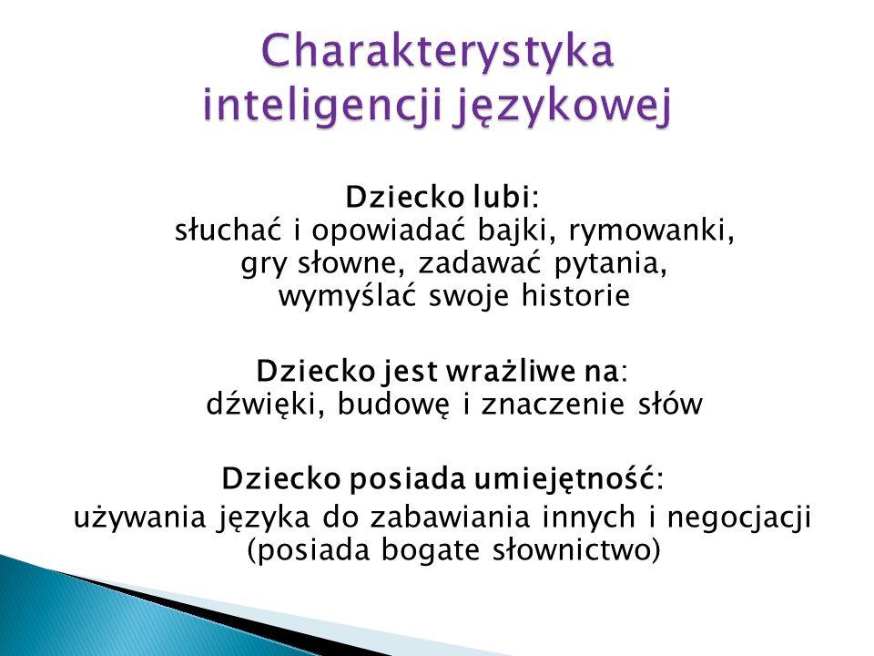 Charakterystyka inteligencji językowej