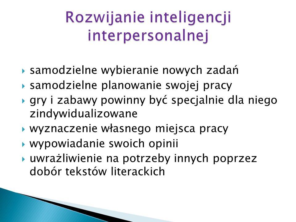 Rozwijanie inteligencji interpersonalnej