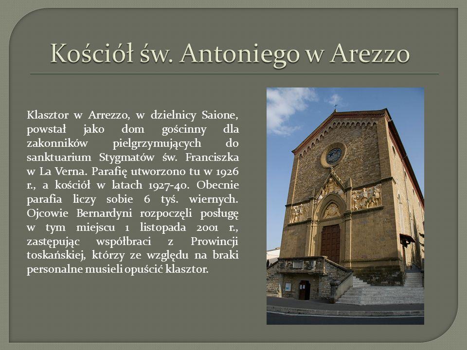 Kościół św. Antoniego w Arezzo