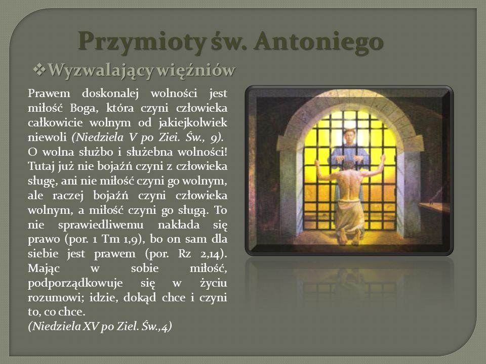 Przymioty św. Antoniego