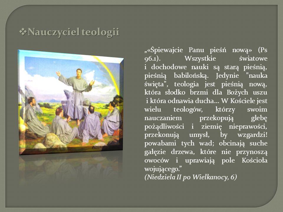 Nauczyciel teologii