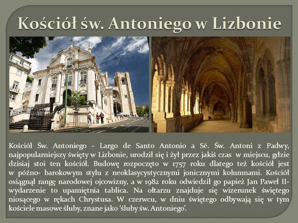 Kościół św. Antoniego w Lizbonie