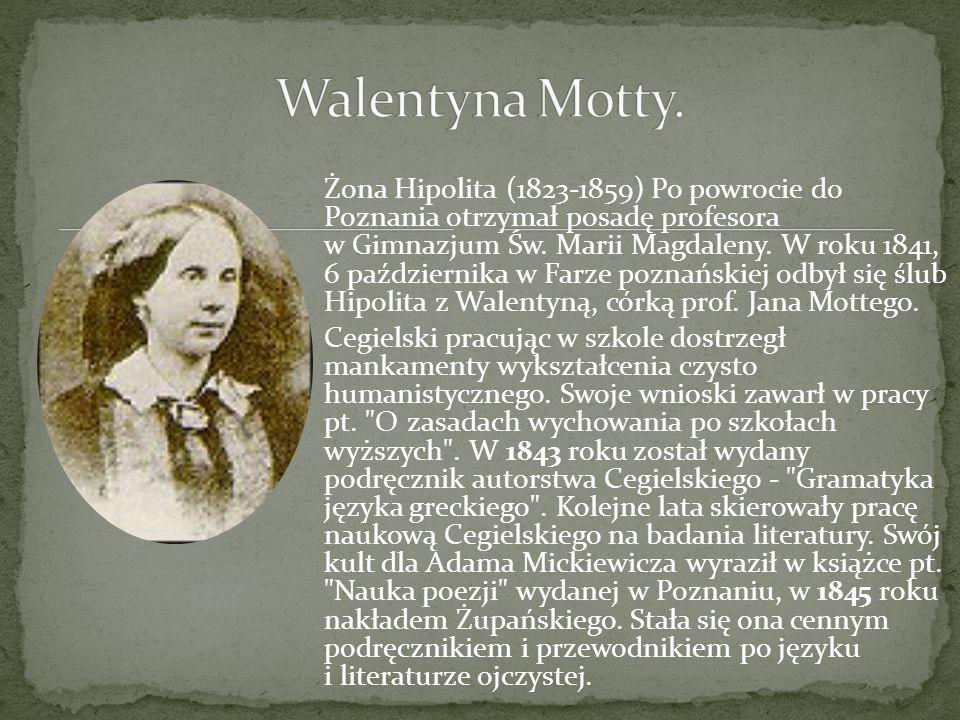 Walentyna Motty.