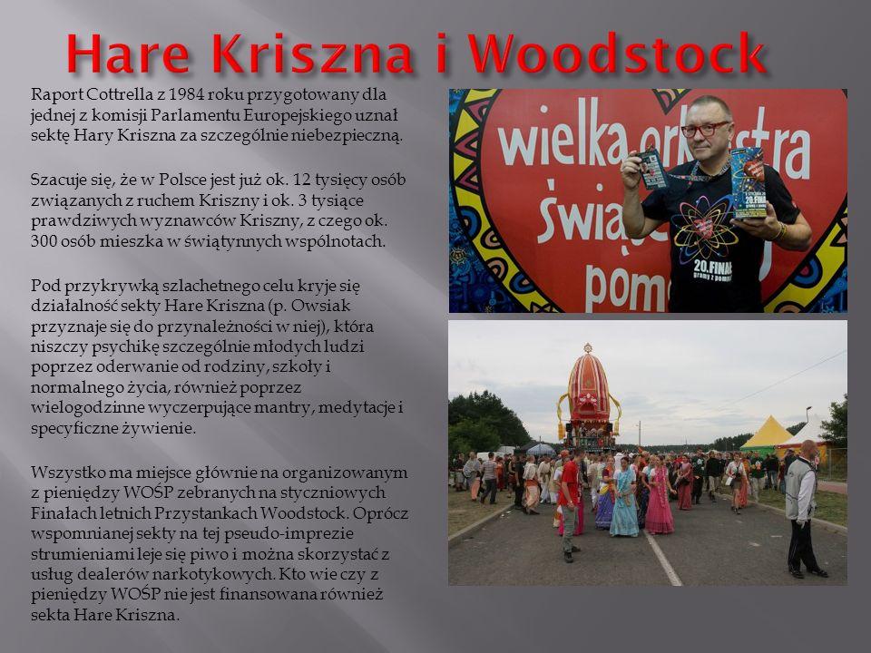 Hare Kriszna i Woodstock