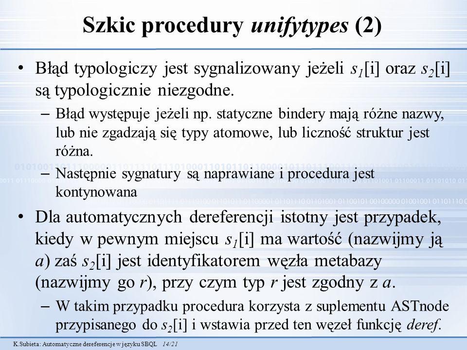 Szkic procedury unifytypes (2)