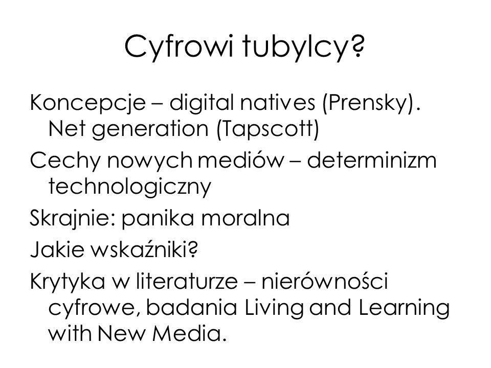 Cyfrowi tubylcy