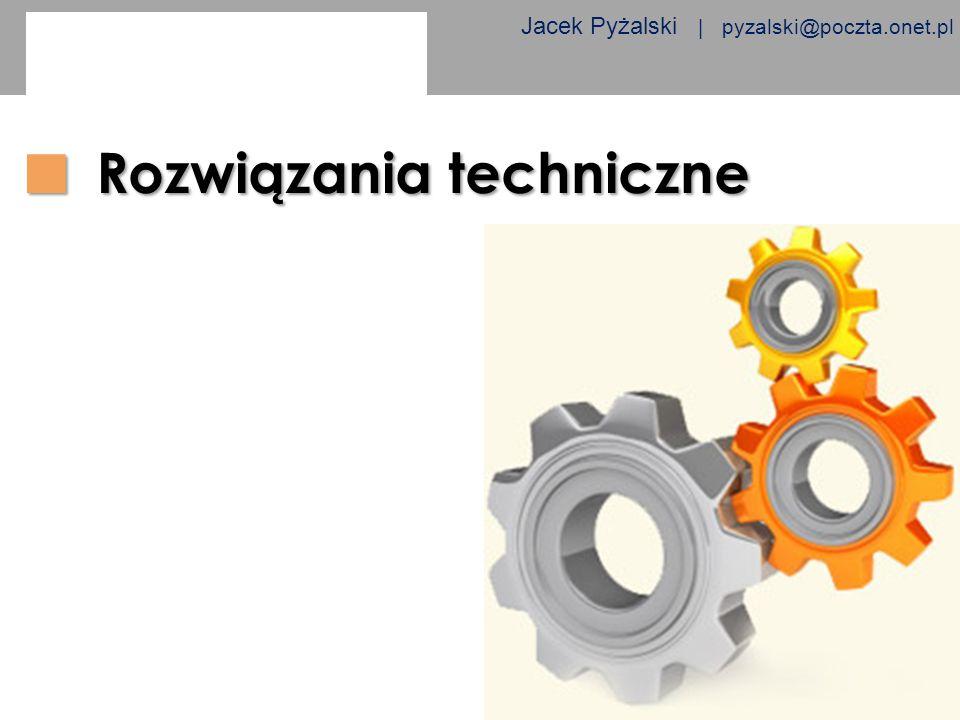 Rozwiązania techniczne