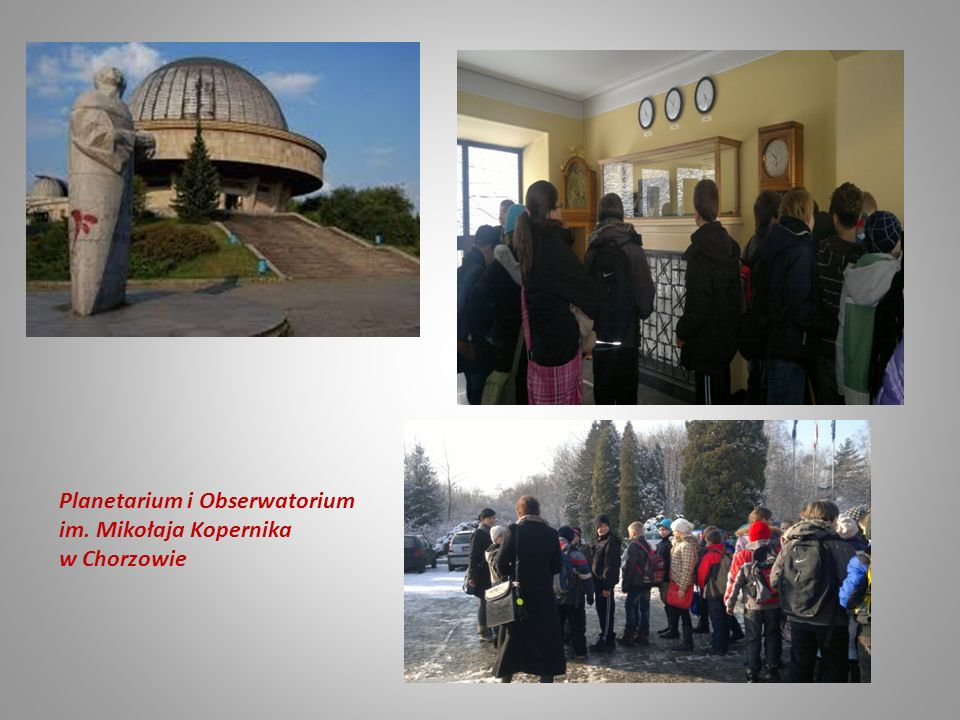 Planetarium i Obserwatorium im. Mikołaja Kopernika w Chorzowie