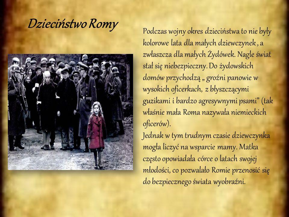 Dzieciństwo Romy
