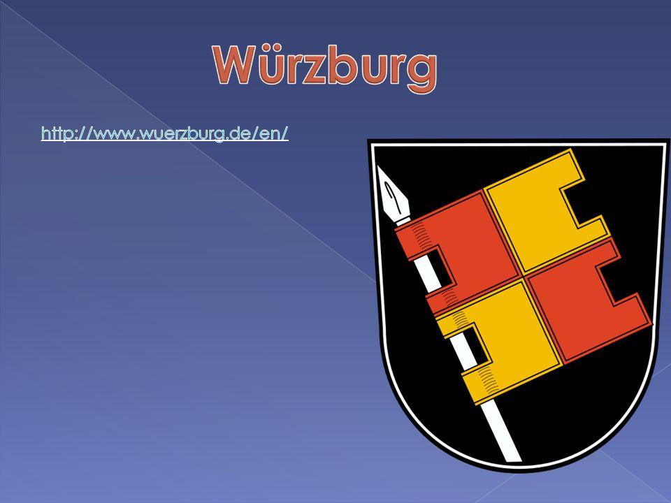 Würzburg http://www.wuerzburg.de/en/
