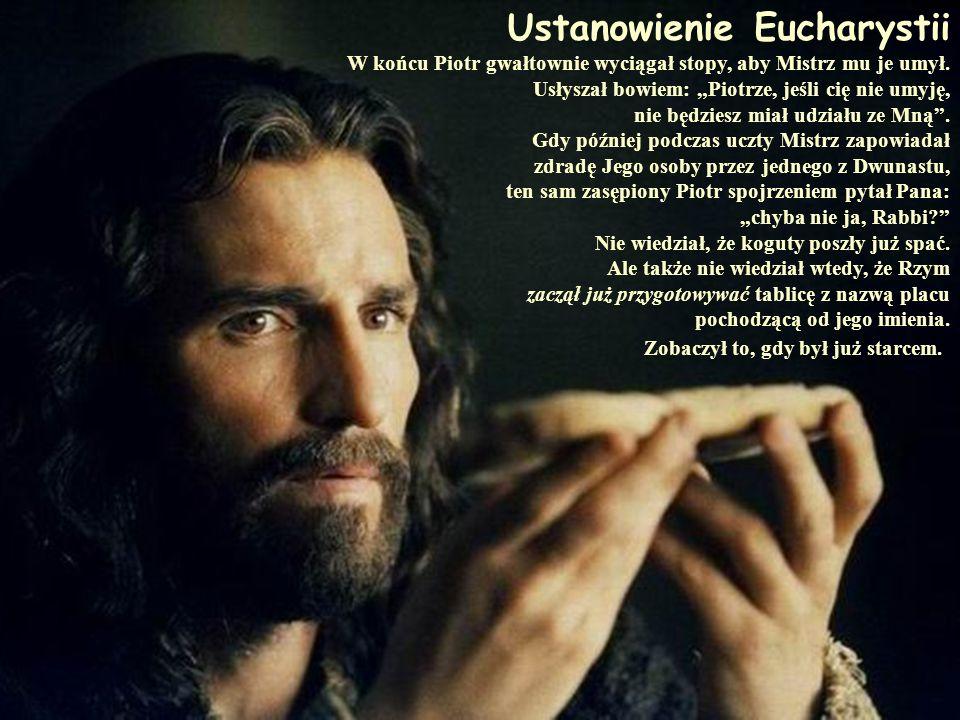 Ustanowienie Eucharystii