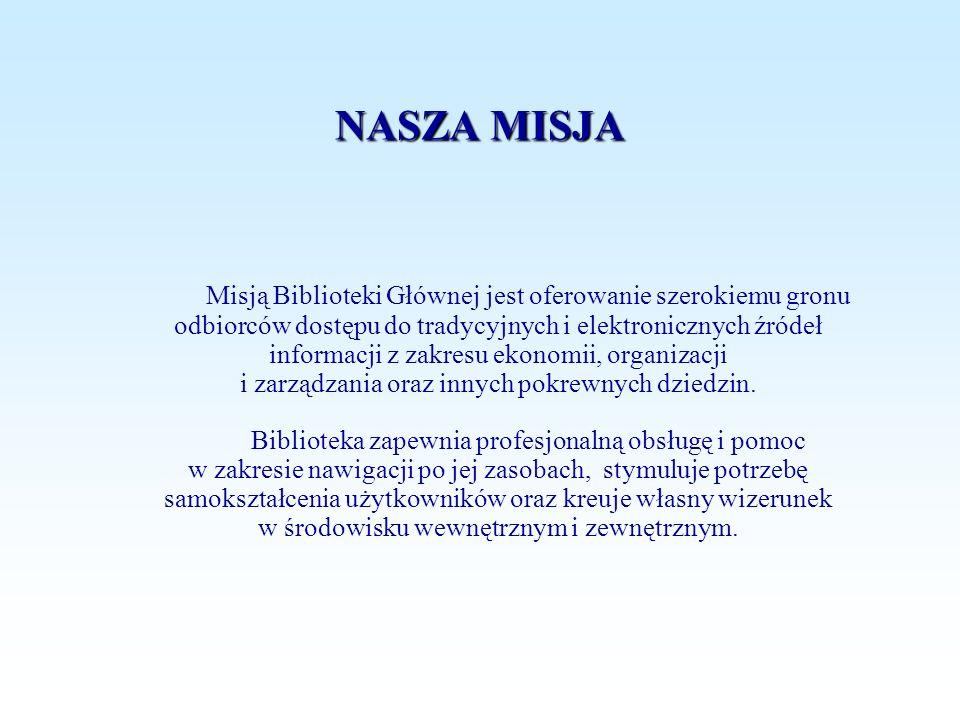 NASZA MISJA
