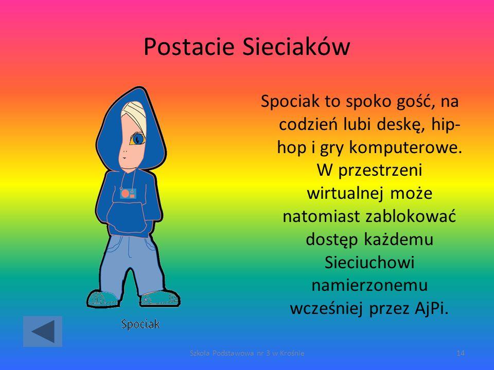 Szkoła Podstawowa nr 3 w Krośnie