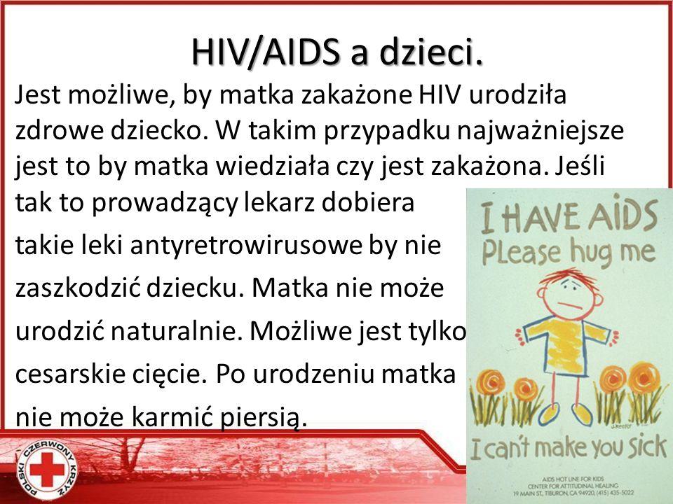 HIV/AIDS a dzieci.