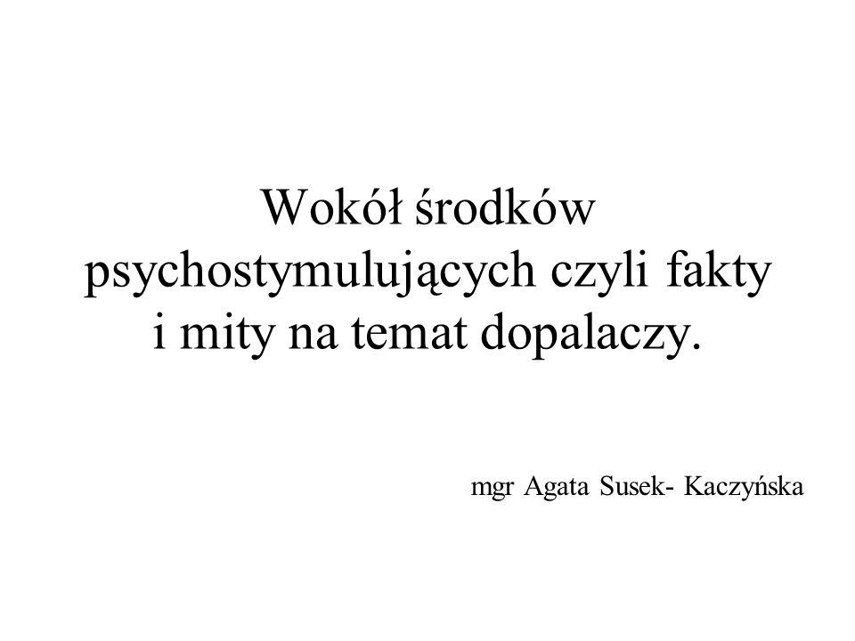 mgr Agata Susek- Kaczyńska