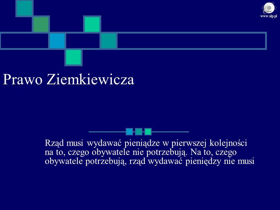 www.ulp.pl Prawo Ziemkiewicza.