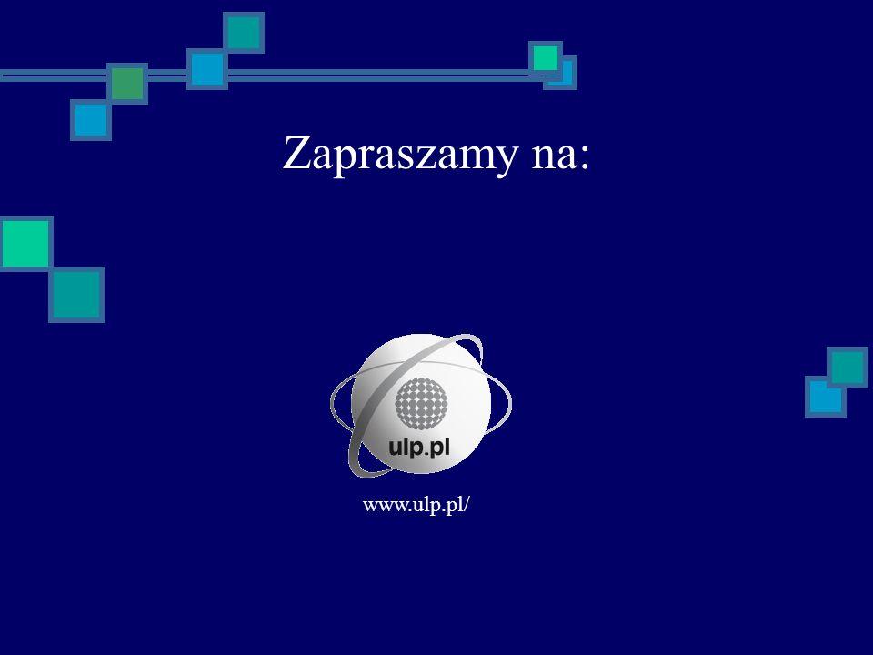 * 07/16/96 Zapraszamy na: www.ulp.pl/ *