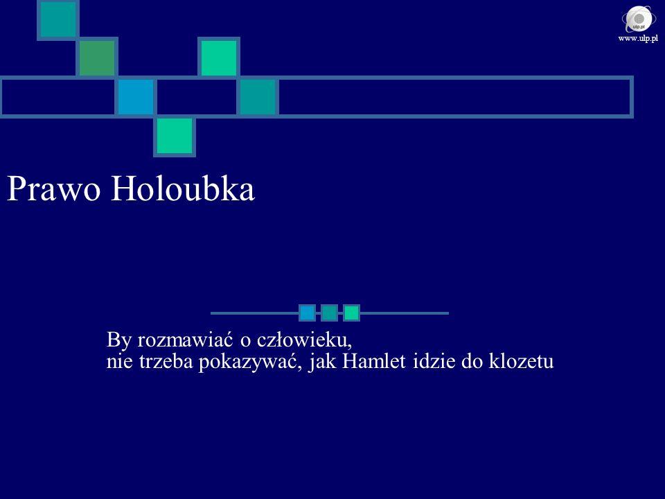 www.ulp.pl Prawo Holoubka.