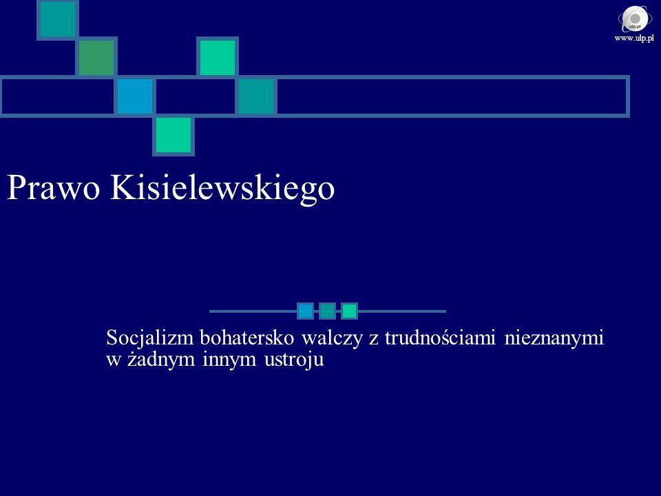 www.ulp.pl Prawo Kisielewskiego.
