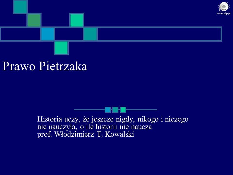 www.ulp.pl Prawo Pietrzaka.