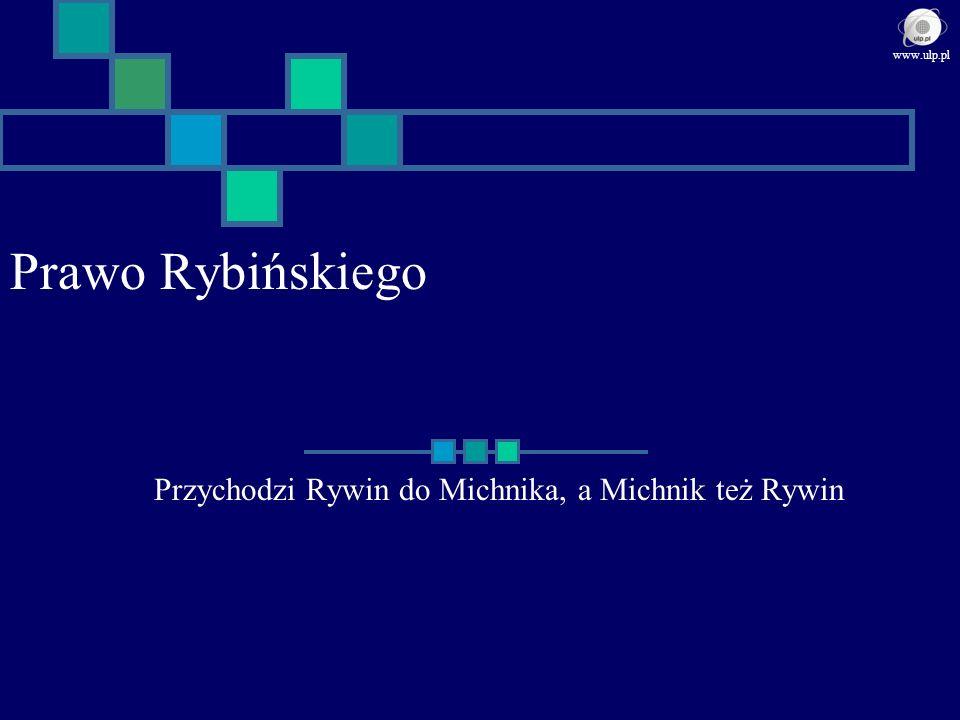 Przychodzi Rywin do Michnika, a Michnik też Rywin