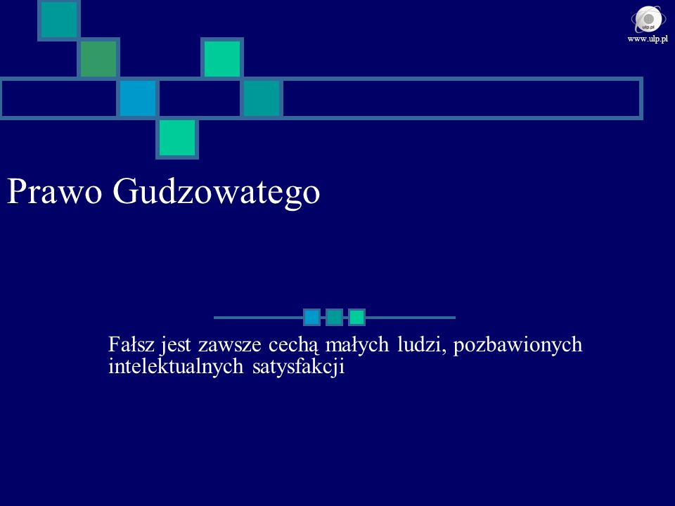 www.ulp.pl Prawo Gudzowatego.