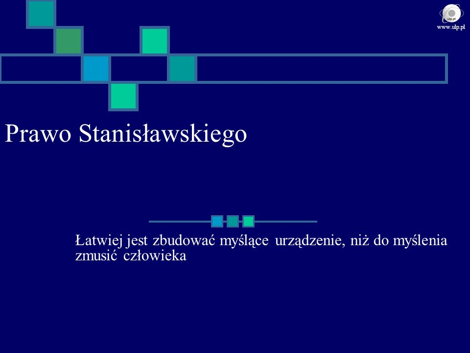 Prawo Stanisławskiego