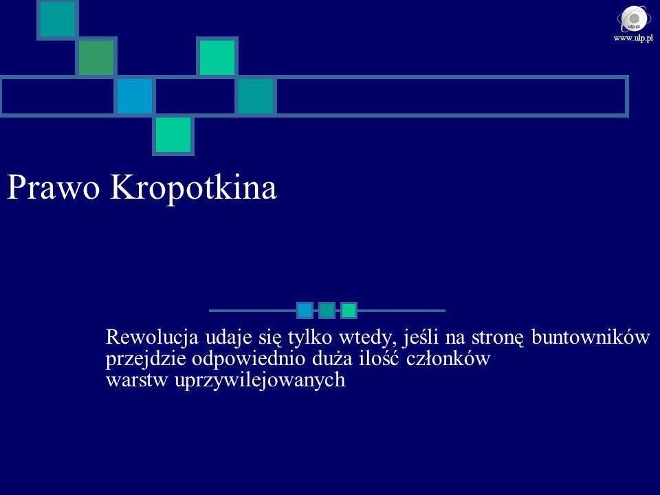 www.ulp.pl Prawo Kropotkina.