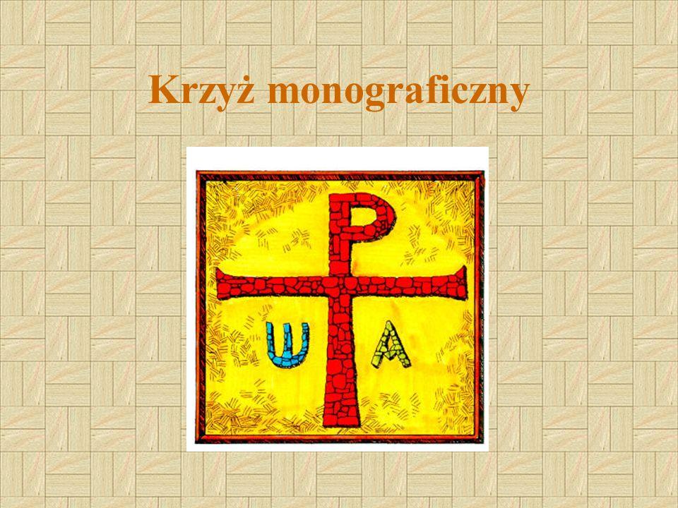 Krzyż monograficzny