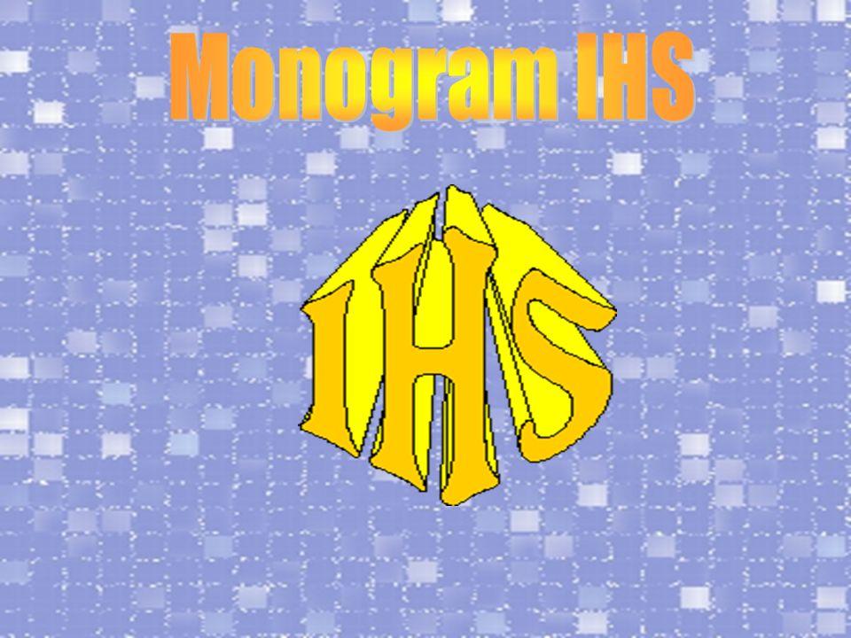 Monogram IHS Monogram IHS